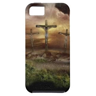 JESUS AUF DEM KREUZ ETUI FÜRS iPhone 5