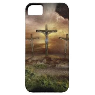 JESUS AUF DEM KREUZ iPhone 5 HÜLLE