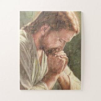 Jesus Christus-Beten