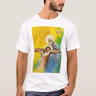 Jesus Christus Crucified T-Shirt