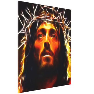 Jesus Christus der Retter Leinwanddruck