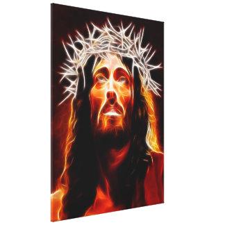 Jesus Christus unser Retter Leinwanddruck