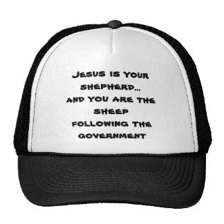 Jésus est votre casquette drôle de cool de berger