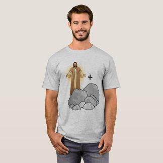 Jesus-Felsen T-Shirt