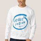 Jesus inside (John 14:6) Sweatshirt