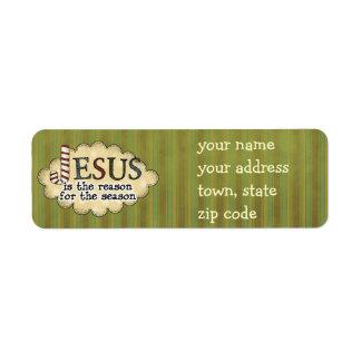 Jesus ist der Grund
