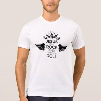 Jesus ist mein Rock-and-RollT - Shirt