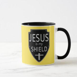 Jesus ist meine Schild-Kaffee-Tasse Tasse