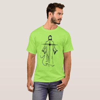 Jesus-Kreuz T-Shirt