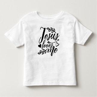 Jesus-Lieben ich - KLEINKIND Kleinkind T-shirt