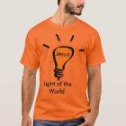 Jesus - Light of the World T-Shirt