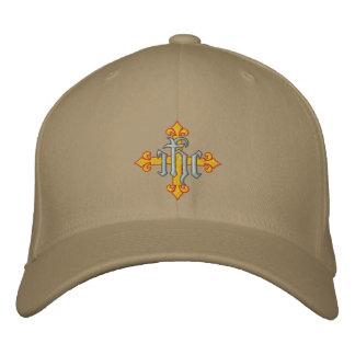 Jesus-Monogramm Hut