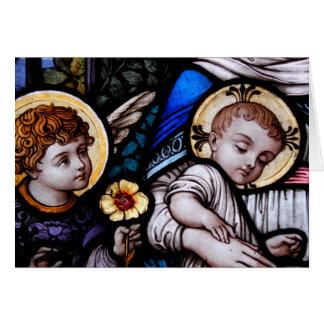 Jesus und John Karte