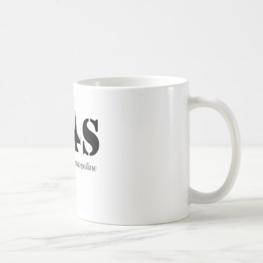 Jet-übersichtliches Design Kaffeetasse