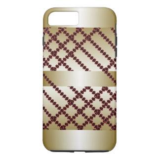 Jeweled Blick-elegante extravagante iPhone 8 Plus/7 Plus Hülle