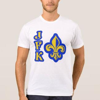 JFK Lilien-Shirt T-Shirt