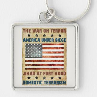 Jihad bei Fort Hood Schlüsselanhänger
