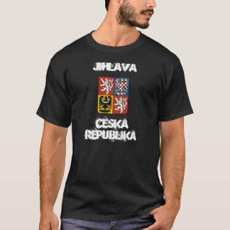 Jihlava, Tschechische Republik mit Wappen T-Shirt