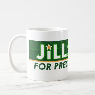 Jill Stein für grüne Party Tassen-Schale Kaffeetasse