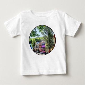 Jim Thorpe PA - wunderliche Straße Baby T-shirt