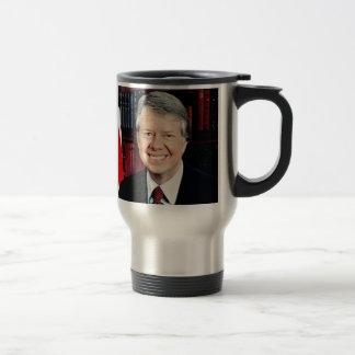 Jimmy Carter Reisebecher