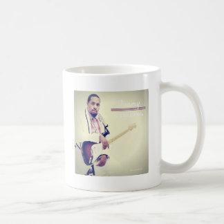 Jimmy-E-Gitarren-T-Stück Kaffeetasse
