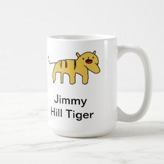 Jimmy-Hügel-Tiger Kaffeetasse