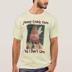 Jimmy-Sprungs-Mais und ich interessieren uns nicht T-Shirt