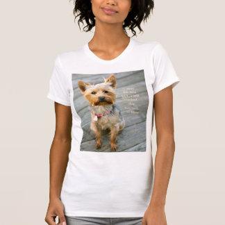 "jjhelene Yorkshire-Terrier T - Shirt ""Nina"" Jersey"