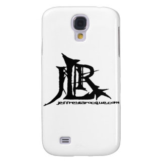 JLR - JeffreyLaRocque.com Galaxy S4 Hülle