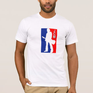 JMMA NBA Kontinuum-Silhouette T-Shirt