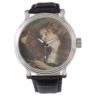 Jo, der schöne Irishwoman durch Gustave Courbet Armbanduhr