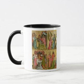 Joachim Opfer und Beschneidung von Christus Tasse