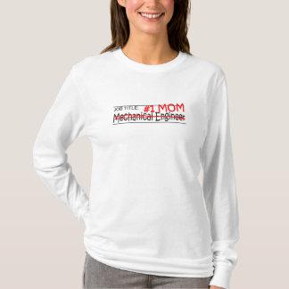 Job-Mamma-Maschinenbauingenieur T-Shirt
