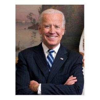 Joe Biden-Postkarte Postkarte