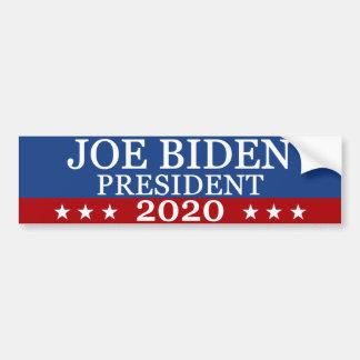 Joe Biden-Präsident 2020 Autoaufkleber