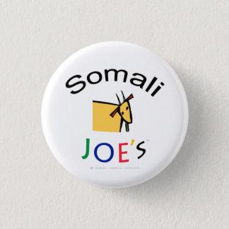 Joes offizieller Kinderziegen-Feinschmecker-Knopf Runder Button 2,5 Cm