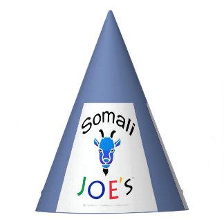 Joes Ziegen-Straßen-Party-Hut Billys blauer Partyhütchen