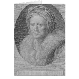 Johann Joachim Winckelmann Karte