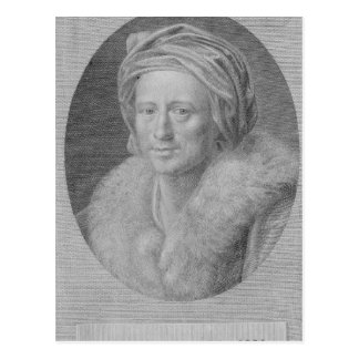 Johann Joachim Winckelmann Postkarte