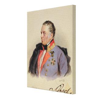 Johann Joseph Wenzel Impressions Sur Toile