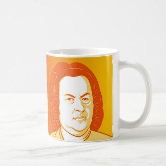 Johann Sebastian Bach Portraits Tasse