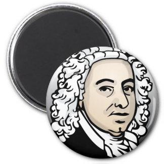 Johann Sebastian Bach Runder Magnet 5,1 Cm - johann_sebastian_bach_runder_magnet_5_1_cm-r6c3833aae93c462c844c6a7f2a297731_x7js9_8byvr_324