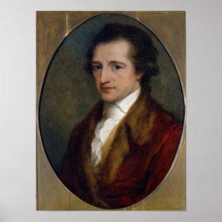 Johann Wolfgang von Goethe, 1775 Plakate