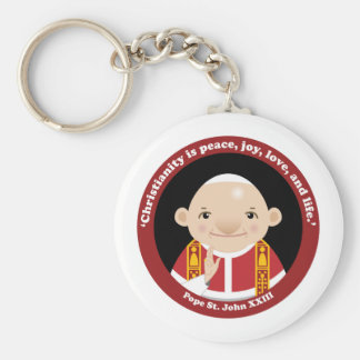 Johannes XXIII Schlüsselanhänger
