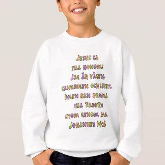 John-14:6 Schwede Sweatshirt