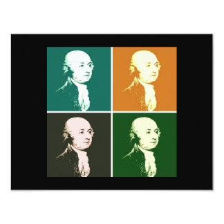 John Adams Ankündigungen