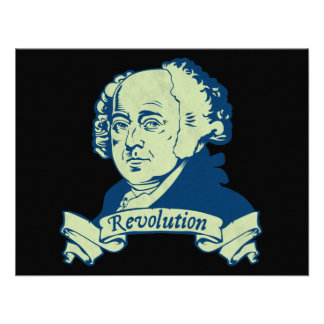 John Adams Individuelle Ankündigungen