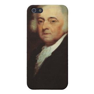 John Adams iPhone 5 Cover - john_adams_iphone_h%25C3%25BClle-r2d303c3b1cff4da485c63726bea84a81_vx34w_8byvr_324