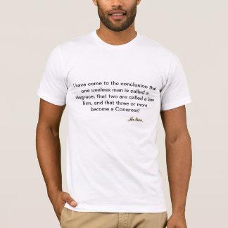 John- AdamsT - Shirt